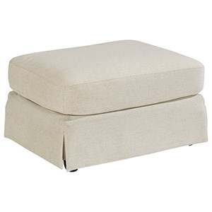 Magnolia Home by Joanna Gaines Benchmark Ottoman