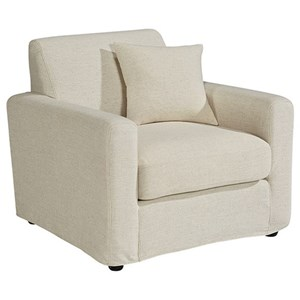 Magnolia Home by Joanna Gaines Benchmark Upholstered Chair