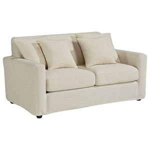 Magnolia Home by Joanna Gaines Benchmark Loveseat