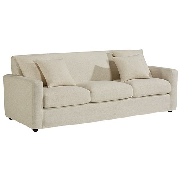 Magnolia Home by Joanna Gaines Benchmark Sofa - Item Number: 55515301