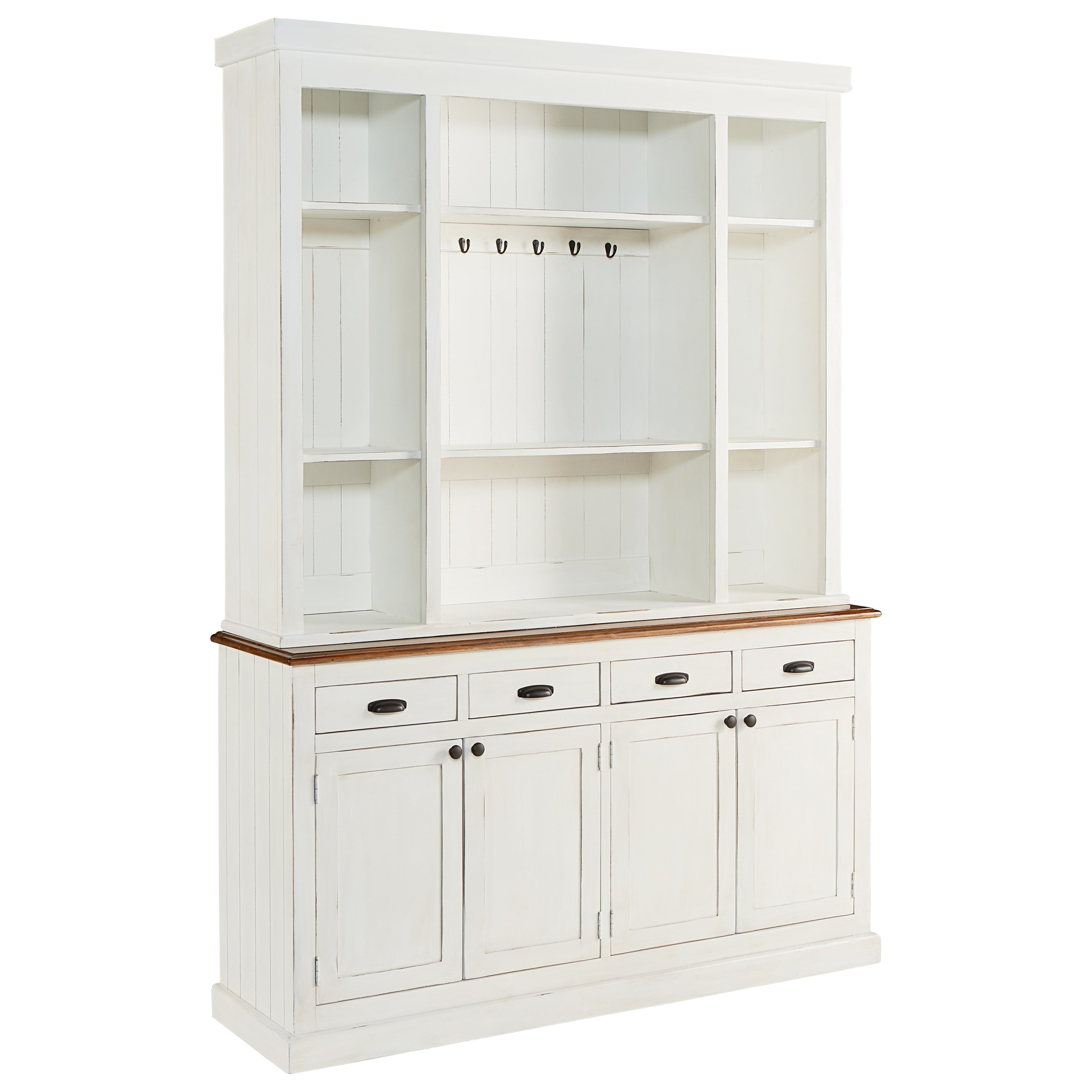 dish room for luxury hutch corner small furniture cabinet dining oak
