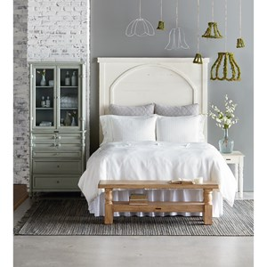 Magnolia Home by Joanna Gaines Farmhouse Queen Passage Bedroom Group