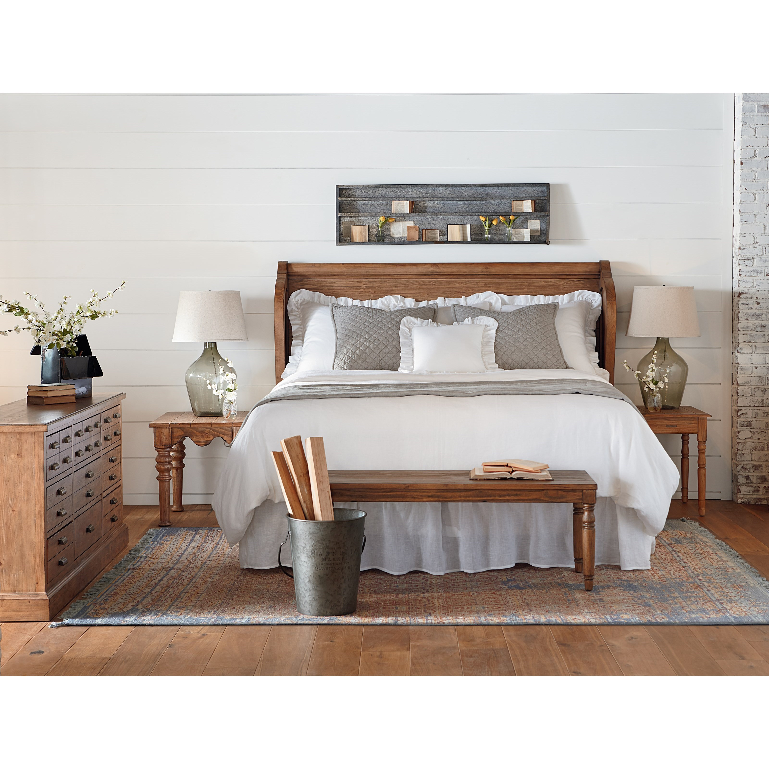 love the bedroom reminds our this end of at pin i but grey bed me bench tint
