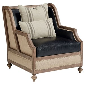 Magnolia Home by Joanna Gaines Foundation Upholstered Chair