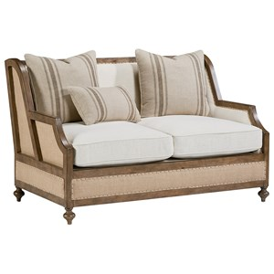 Magnolia Home by Joanna Gaines Foundation Foundation Loveseat