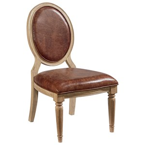 Magnolia Home by Joanna Gaines French Inspired Side Chair