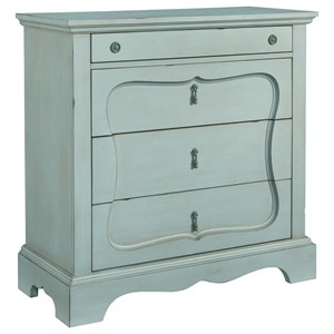 Magnolia Home by Joanna Gaines French Inspired Chest, 4 Drawer