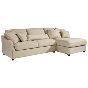 Magnolia Home by Joanna Gaines Homestead Sofa Chaise