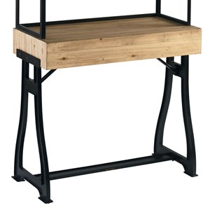 Magnolia Home by Joanna Gaines Industrial Baker's Rack Deck