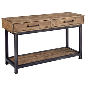 Magnolia Home by Joanna Gaines Industrial Console Table