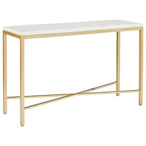 Magnolia Home by Joanna Gaines Modern Luxe Console Table
