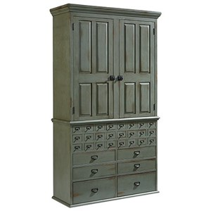 Magnolia Home by Joanna Gaines Primitive Armoire