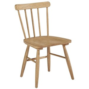 Magnolia Home by Joanna Gaines Primitive Vermont Side Chair