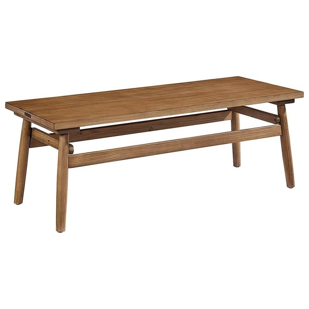 Magnolia home by joanna gaines primitive strut coffee table with magnolia home by joanna gaines primitive coffee table item number 2020301i geotapseo Image collections