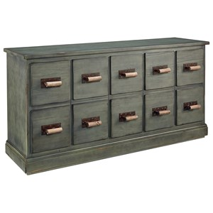 Magnolia Home by Joanna Gaines Primitive Dresser