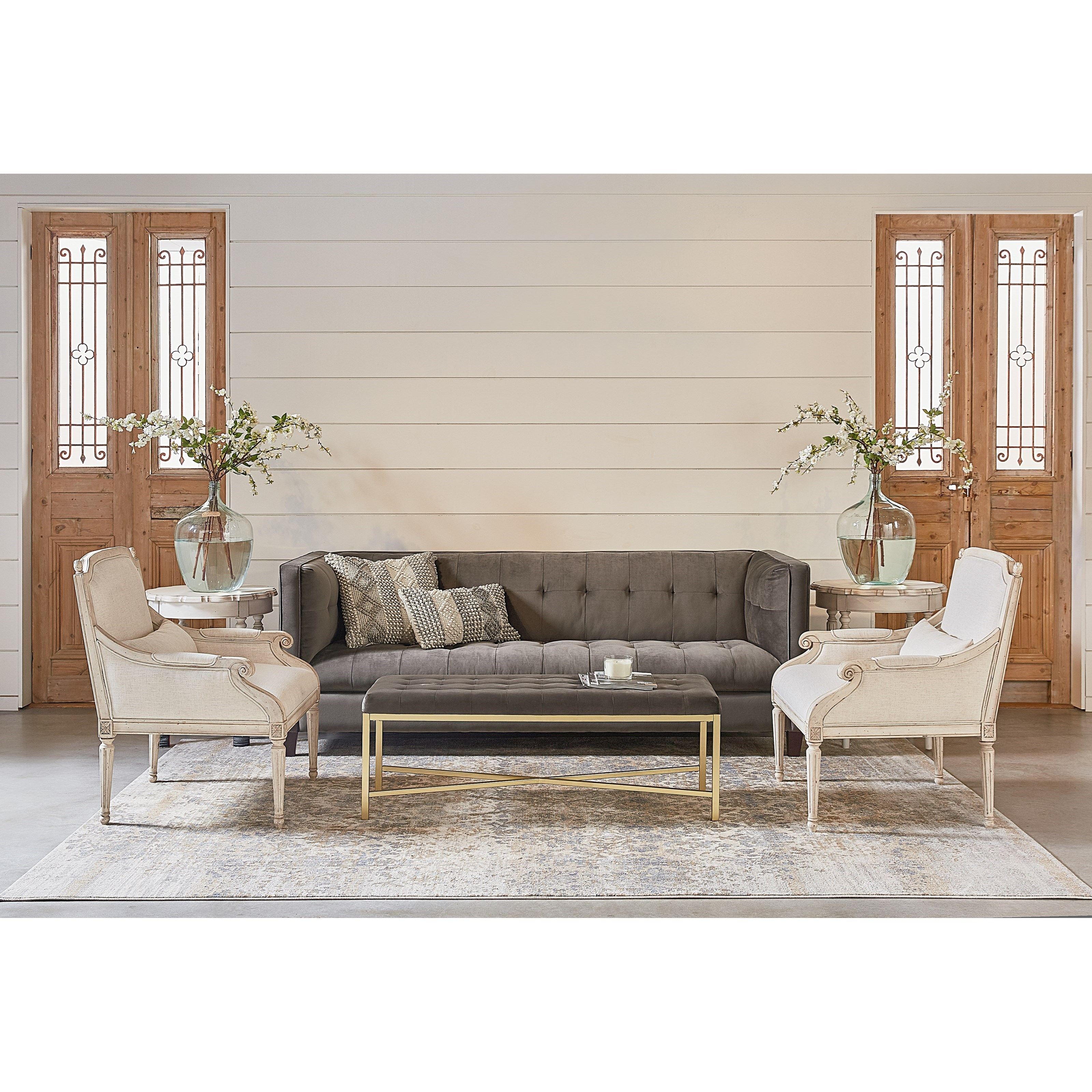 Magnolia Living Room Magnolia Home By Joanna Gaines Tailor Tailor Living Room Group