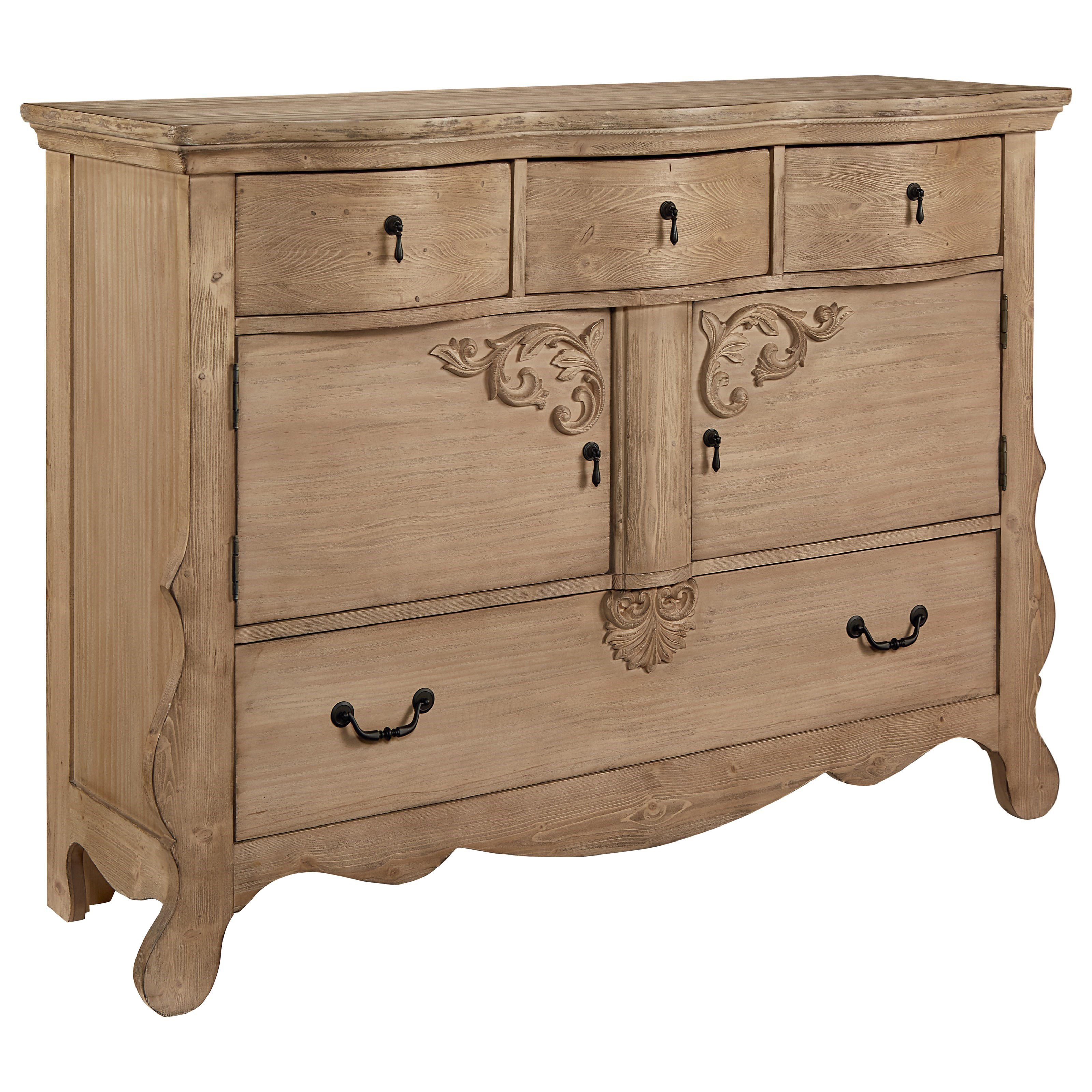 Magnolia Home by Joanna Gaines Traditional Sideboard - Item Number: 4010302Y
