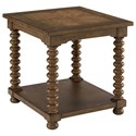 Magnolia Home by Joanna Gaines Traditional End Table - Item Number: 4020102H