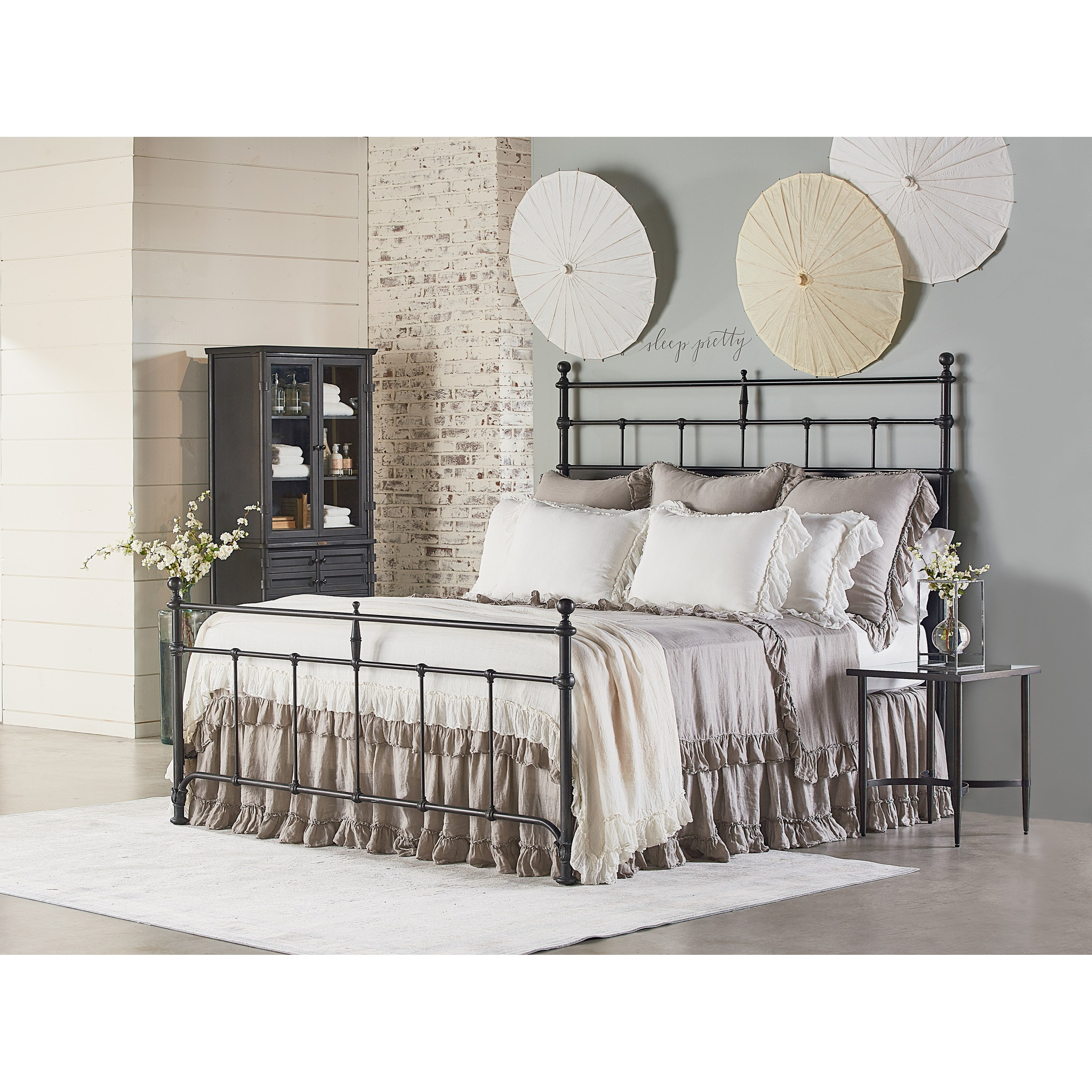 Magnolia home by joanna gaines traditional king vintage - Joanna gaines bedding collection ...