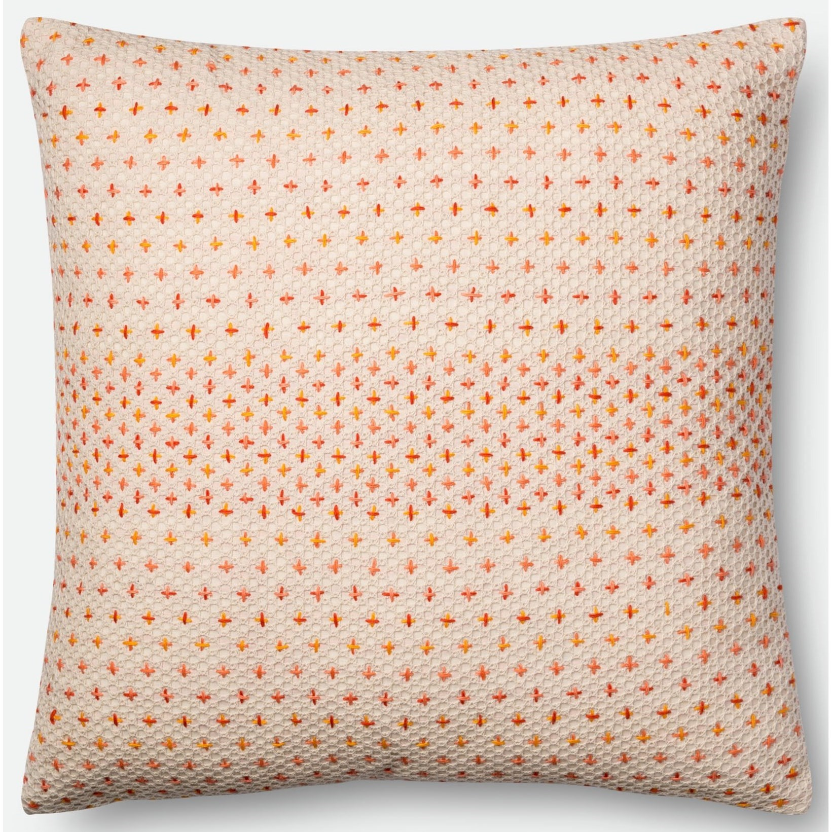 """22"""" X 22"""" Cover w/Poly Pillow"""