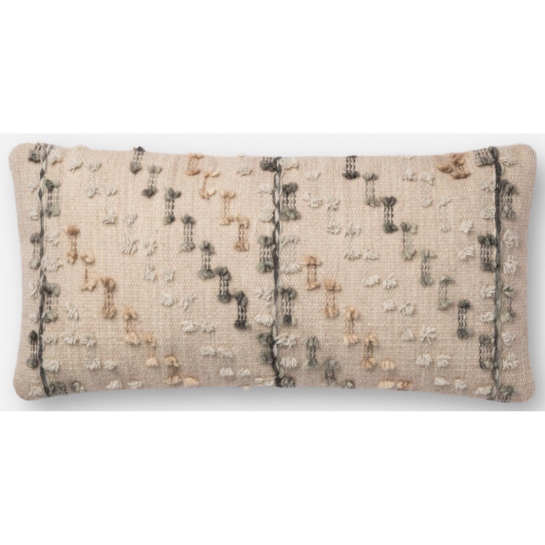 "12"" x 27"" Polyester Pillow"