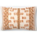 """Magnolia Home by Joanna Gaines for Loloi Accent Pillows 13"""" x 21"""" Polyester Pillow - Item Number: PSETP1083BERUPIL5"""