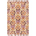 """Magnolia Home by Joanna Gaines for Loloi Brushstroke 2' 3"""" x 3' 9"""" Rectangle Rug - Item Number: BRUSBI-03IVBY2339"""