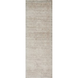 "Magnolia Home by Joanna Gaines for Loloi Ella Rose 2' 8"" X 10' 6"" Runner Rug"