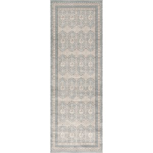 "Magnolia Home by Joanna Gaines for Loloi Ella Rose 2' 8"" X 7' 6"" Runner Rug"