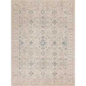 "Magnolia Home by Joanna Gaines for Loloi Ella Rose 6' 7"" X 9' 2"" Rectangle Rug"