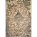 "Magnolia Home by Joanna Gaines for Loloi Evie 2'-6"" x 10'-0"" Rug - Item Number: EVIEVU-02SAML26A0"