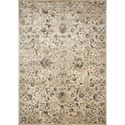 """Magnolia Home by Joanna Gaines for Loloi Evie 3'-6"""" x 5'-2"""" Rug - Item Number: EVIEVU-04IVML3652"""