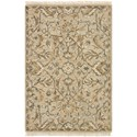 "Magnolia Home by Joanna Gaines for Loloi Hanover 2' 3"" x 3' 9"" Rectangle Rug - Item Number: HANOOH-01NE002339"