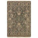"""Magnolia Home by Joanna Gaines for Loloi Hanover 7' 9"""" x 9' 9"""" Rectangle Rug - Item Number: HANOOH-02SLSL7999"""