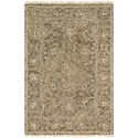 """Magnolia Home by Joanna Gaines for Loloi Hanover 5' 0"""" x 7' 6"""" Rectangle Rug - Item Number: HANOOH-05GYGY5076"""