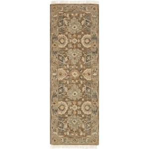"Magnolia Home by Joanna Gaines for Loloi Hanover 2' 6"" X 7' 6"" Runner Rug"