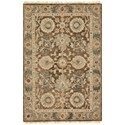 """Magnolia Home by Joanna Gaines for Loloi Hanover 3' 6"""" x 5' 6"""" Rectangle Rug - Item Number: HANOOH-06HZLC3656"""