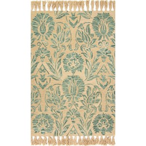 """Magnolia Home by Joanna Gaines for Loloi Jozie Day 7' 9"""" x 9' 9"""" Rectangle Rug"""