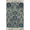 """Magnolia Home by Joanna Gaines for Loloi Jozie Day 2' 3"""" x 3' 9"""" Rectangle Rug - Item Number: JOZIJG-01BB002339"""