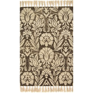 """Magnolia Home by Joanna Gaines for Loloi Jozie Day 2' 6"""" X 7' 6"""" Runner Rug"""