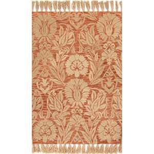 """Magnolia Home by Joanna Gaines for Loloi Jozie Day 3' 6"""" x 5' 6"""" Rectangle Rug"""