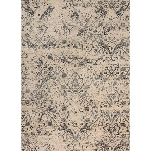 """Magnolia Home by Joanna Gaines for Loloi Kivi 9' 6"""" X 9' 6"""" Round Rug"""