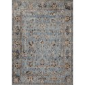 "Magnolia Home by Joanna Gaines for Loloi Kivi 6' 7"" X 9' 2"" Rectangle Rug - Item Number: KIVIKV-06LBCG6792"