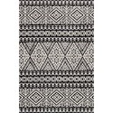 """Magnolia Home by Joanna Gaines for Loloi Lotus 9' 3"""" X 13' Rectangle Rug - Item Number: LOTULB-04BLSI93D0"""