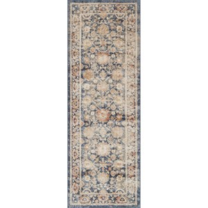 "Magnolia Home by Joanna Gaines for Loloi Trinity 2' 8"" X 10' 6"" Runner Rug"