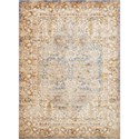 "Magnolia Home by Joanna Gaines for Loloi Trinity 9' 6"" X 13' Rectangle Rug - Item Number: TRINTY-05BBML96D0"
