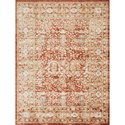 "Magnolia Home by Joanna Gaines for Loloi Trinity 9' 6"" X 13' Rectangle Rug - Item Number: TRINTY-06TC0096D0"