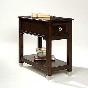 Magnussen Home Darien Rectangular Accent Table