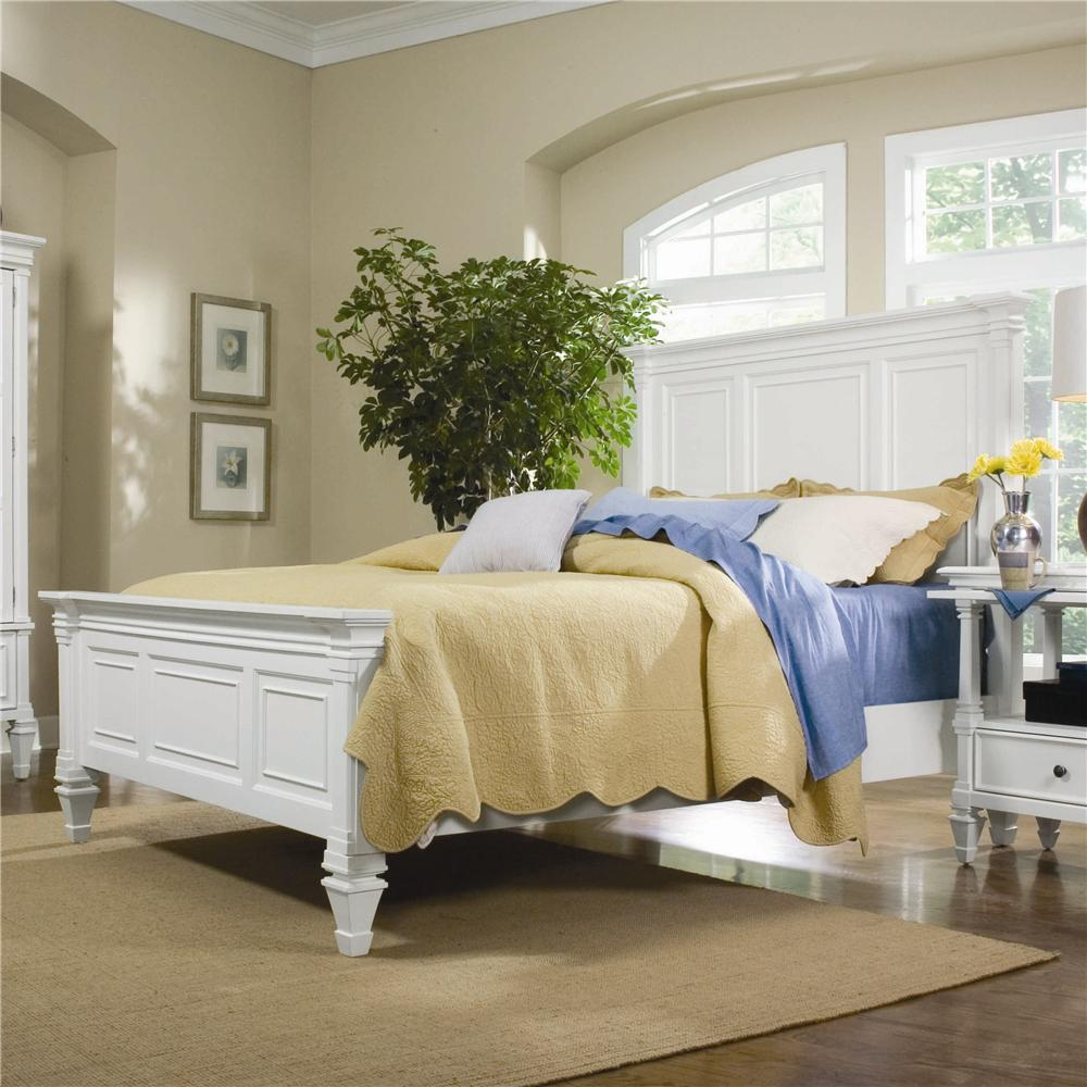 Ashby King Panel Bed by Magnussen Home at Johnny Janosik