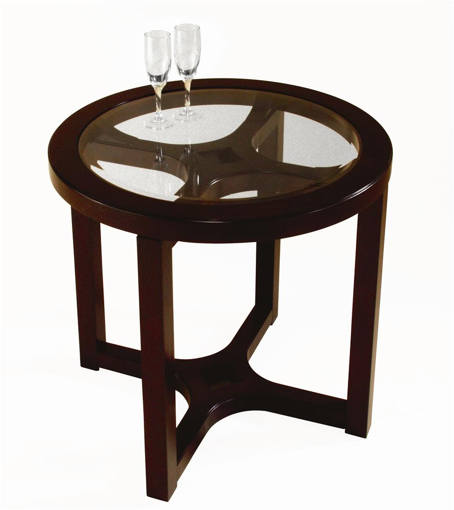 Belfort Select Juniper Round End Table - Item Number: T1020-05